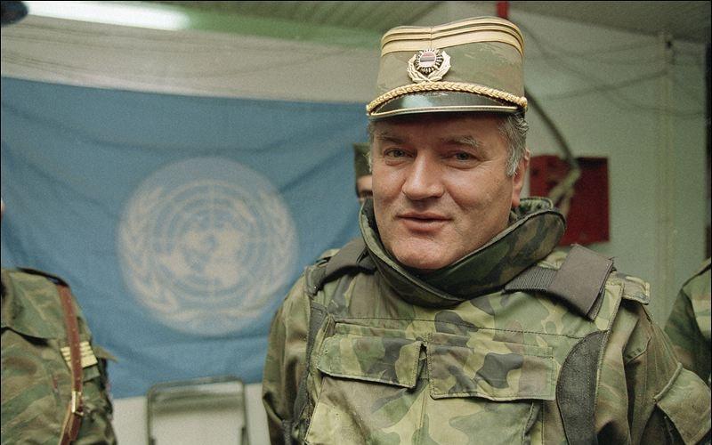 L'ex-chef militaire Ratko Mladic condamné à la perpétuité — Génocide de Srebrenica