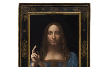 Le Salvator Mundi : tableau le plus cher du monde